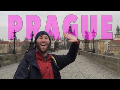 The Happiest Place In PRAGUE