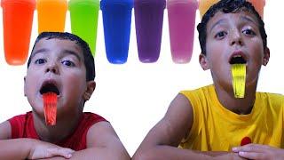 تحدي جيلي  vlad and rayan challange Bottle Candy Jelly