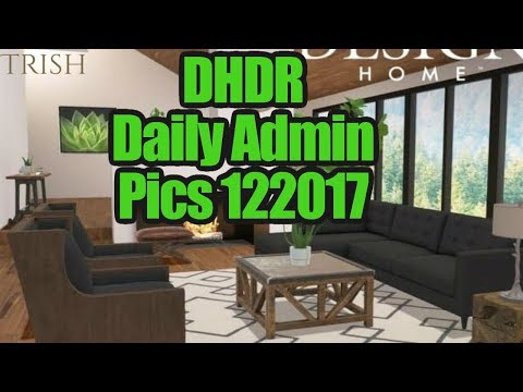DHDR - Daily, Admin Pics 122017
