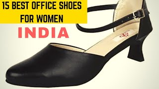 15 Best Office Shoes for Women | Latest Designs | Available Online| India