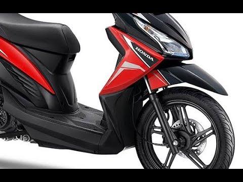 Honda Vario 110 Esp Red Black Livery Modif Honda Vario 110 2018