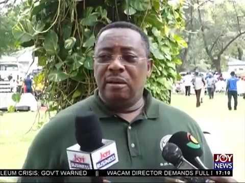 Illegal Mining - Business Live on Joy News (3-5-17)