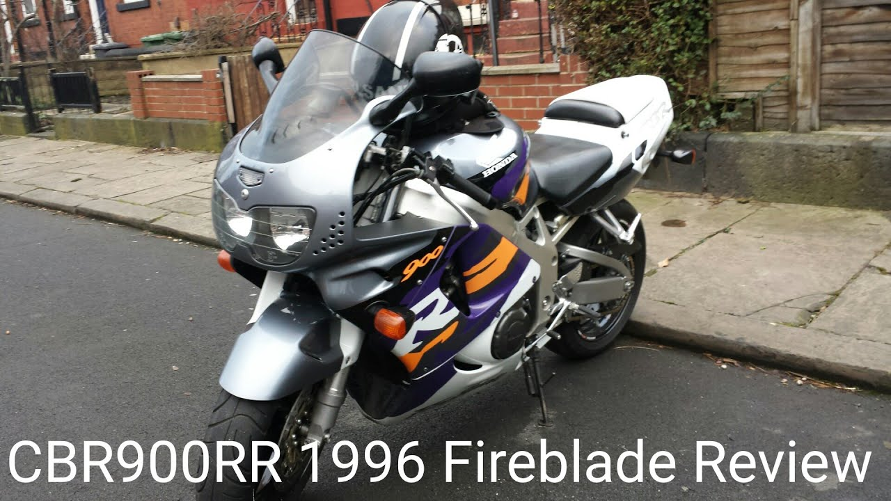 Honda Cbr900rr Fireblade Thoughts And Review Youtube
