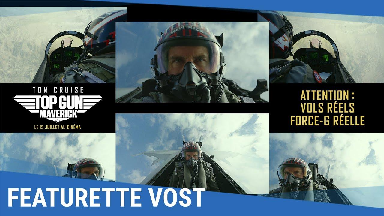 TOP GUN : MAVERICK - Featurette Aviation VOST [Au cinéma le 15 juillet 2020]