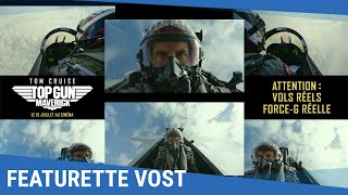 TOP GUN : MAVERICK - Featurette Aviation VOST [Au cinéma le 15 juillet 2020]