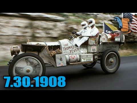 A Day In History: The Great Auto Race