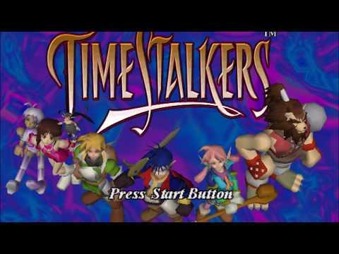 Time Stalkers dreamcast version Beta (Debug menu)