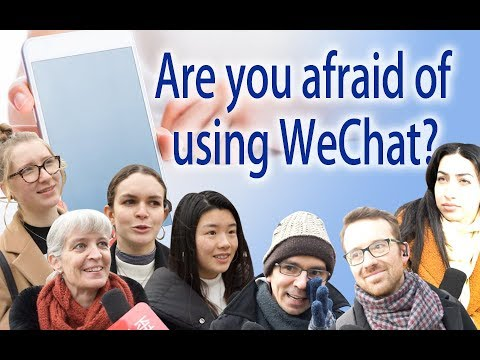 Many Foreigners Can't Live Without WeChat In China, Is Privacy A Concern?
