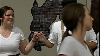 Os Portugueses no Vale 12/04/18--Portuguese students with folklore dances