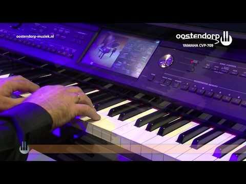 Yamaha CVP-709 | pianosounds