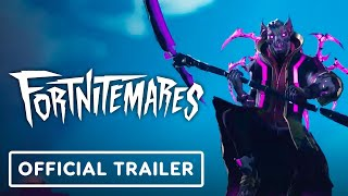 Fortnite - Official Fortnitemares 2021: Wrath of the Cube Queen Gameplay Trailer