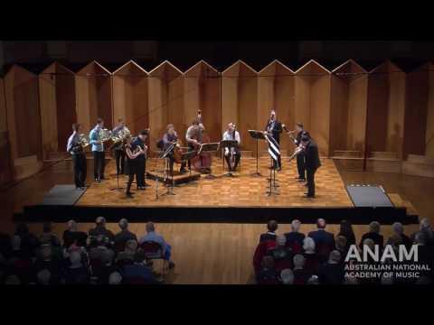 ANTONIN DVORAK Serenade in D minor IV Allegro molto