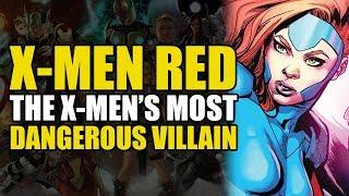 The X-Men's Most Dangerous Villain! (X-Men Red Vol 1: The Hate Machine)