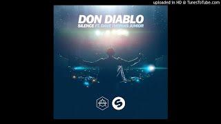 Скачать Don Diablo Ft Dave Thomas Jr Silence Extended Mix