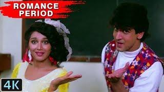 Romance Period Hona Chahiye Romantic 4K Video Song Jaan Tere Naam Kumar Sanu Hits