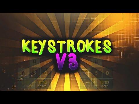 Keystrokes Mod V3 YouTube