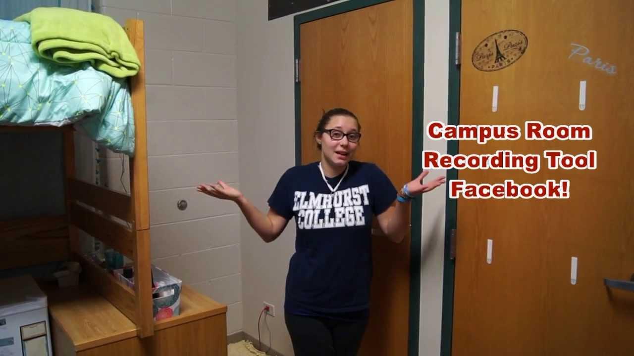 Elmhurst College Dorm Rooms