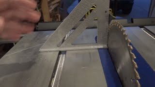 table saw tricks tips & hacks  woodworking fundamentals