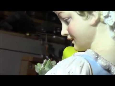 Feminine Porcelain Figurine Restoration