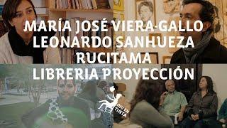 María José Viera-Gallo y Leonardo Sanhueza en Ojo en Tinta / T3 C8