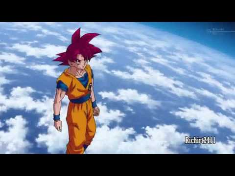 【AMV】!!GOKU VS BILLS!!   DRAGON BALL SUPER   PELEA COMPLETA  HD1