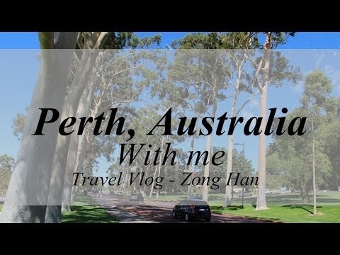 Perth, Australia with me! - Travel
