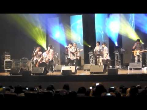 CJR Generation 2013 Concert in Singapore