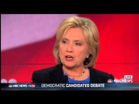 Clinton: We Need To Address 'Systemic Racism' In Our Criminal Justice System