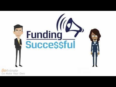 Crowdfunding promotional Video
