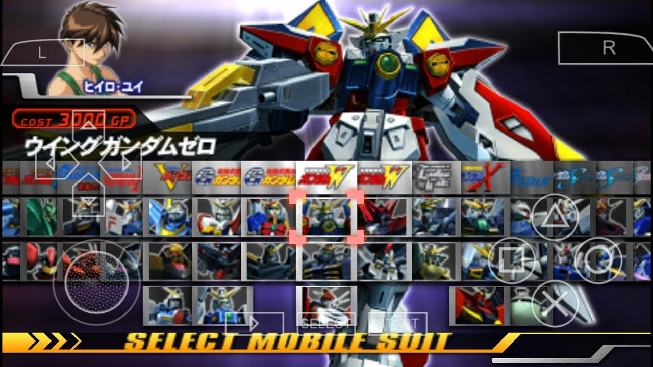 Cara Download Game Gundam VS. Gundam Next Plus (English ...