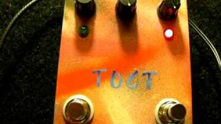 General Guitar Gadgets TOCT (Dual Switch) Tycobrahe™ Octavia™ Replica Demo