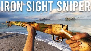 Iron Sight Sniper - Battlefield 5
