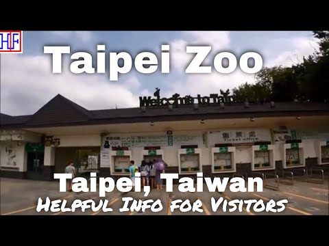 Taipei | Taipei Zoo | Travel Guide | Episode# 4
