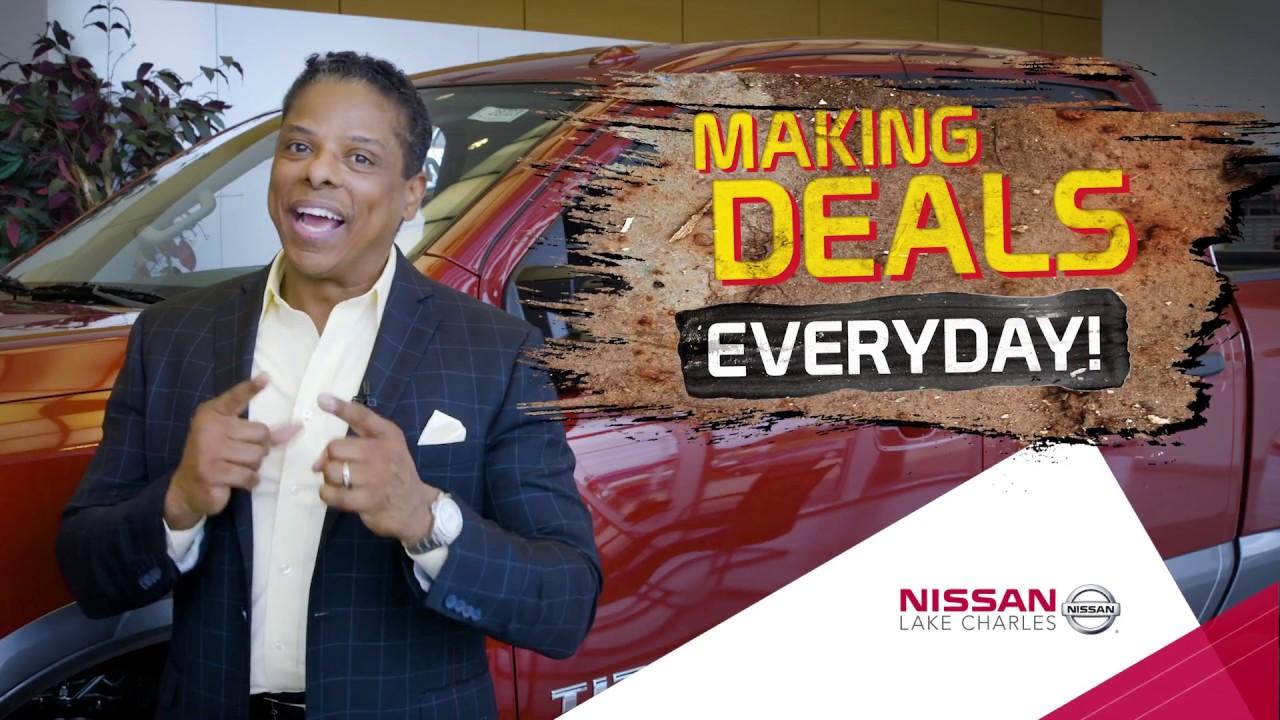 Nissan of Lake Charles 4x4 Extravaganza - YouTube