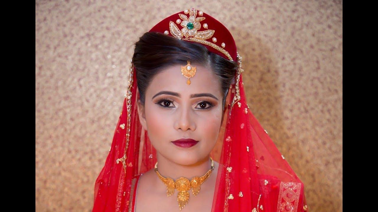 makeup tutorial for nepali brides | bridal makeup edition | sushma karki