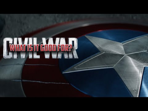 (Civil) War: What Is It Good For? (Edwin Starr)