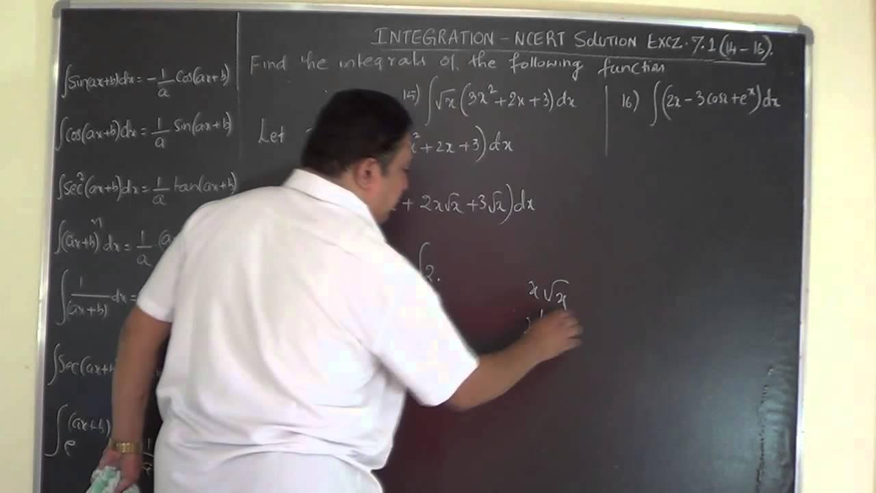 grade 12 integration ncert solution pdf