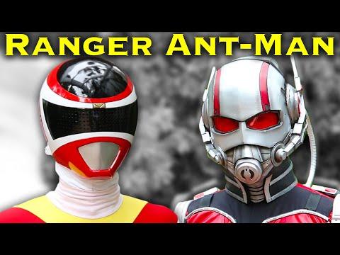 FAN FILM: Power Ranger vs. Ant-Man