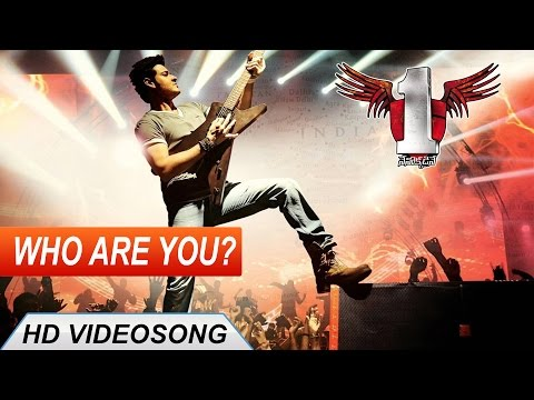 1 Nenokkadine Telugu Movie  Who Are You  Song  Mahesh Babu, Kriti Sanon, DSP