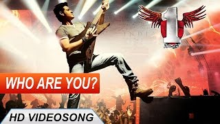 Download 1 Nenokkadine Telugu Movie || Who Are You Video Song || Mahesh Babu, Kriti Sanon, DSP Mp3 and Videos