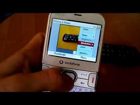 Palm Treo 500v - němá recenze