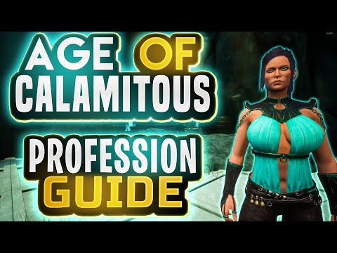 Profession Guide – Age of Calamitous Conan Exiles