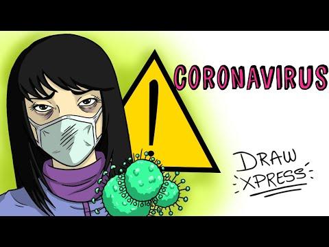 CORONAVIRUS | Draw My Life