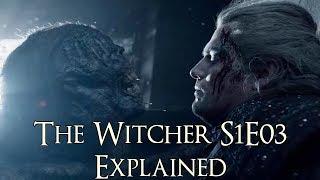 The Witcher S1E03 ရှင်းလင်းချက် (The Witcher Netflix Series, Betrayer Moon Explained)