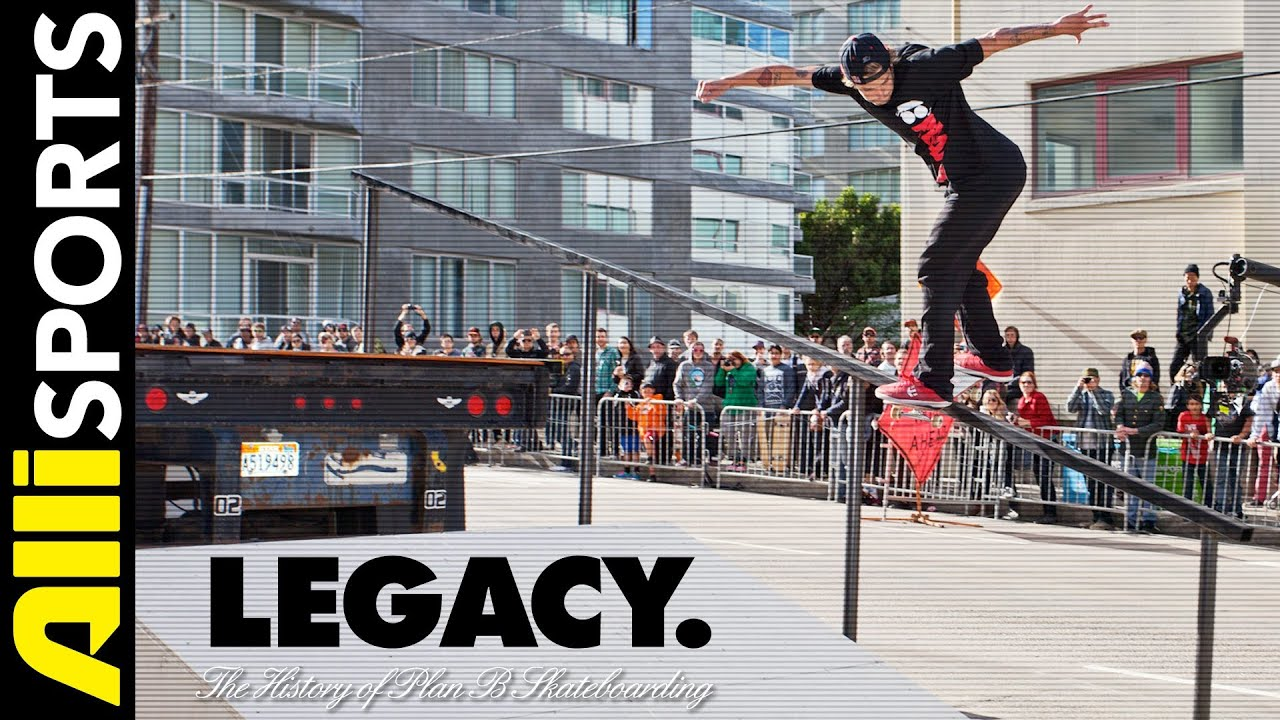 A brief history of Skateboarding