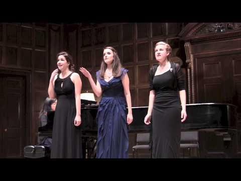 Mary Baron, soprano - Senior Recital - Kilbourn Hall - Eastman School of Music