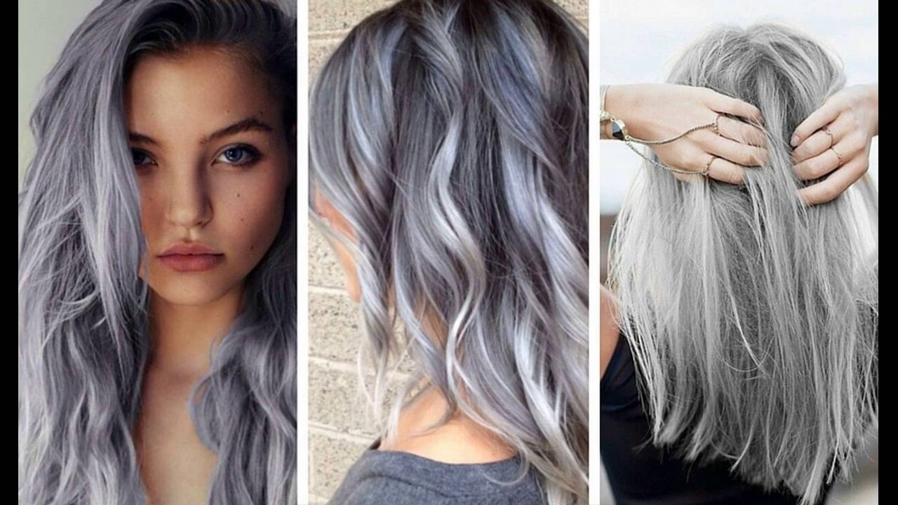 What To Do For Getting Silver Hair With Blue Undertones