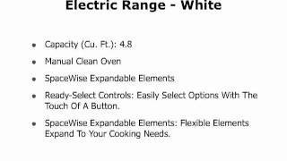 Review of the Fridgidaire Electric Range