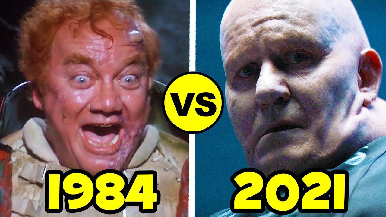 Download BEST & WORST Differences Between DUNE 2021 & Dune 1984