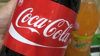 СИРОП ИЗ КОКА-КОЛЫ | Coca-Cola Syrup